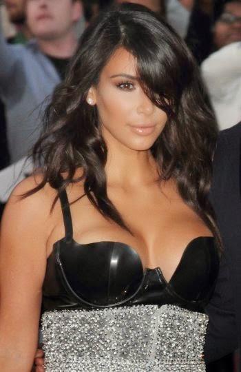 Kim Kardashian élue femme magazine masculin GQ