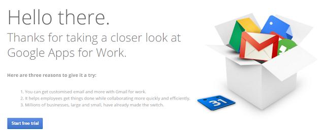 Creativetech4 Google Apps for Work