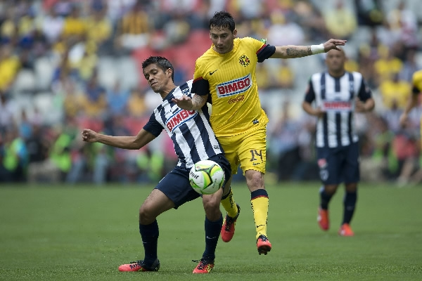 Amrica 2 &#8211; 1 Monterrey
