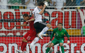 أهداف مباراة المانيا والبرتغال 1-0 في بطولة اليورو 9-6-2012