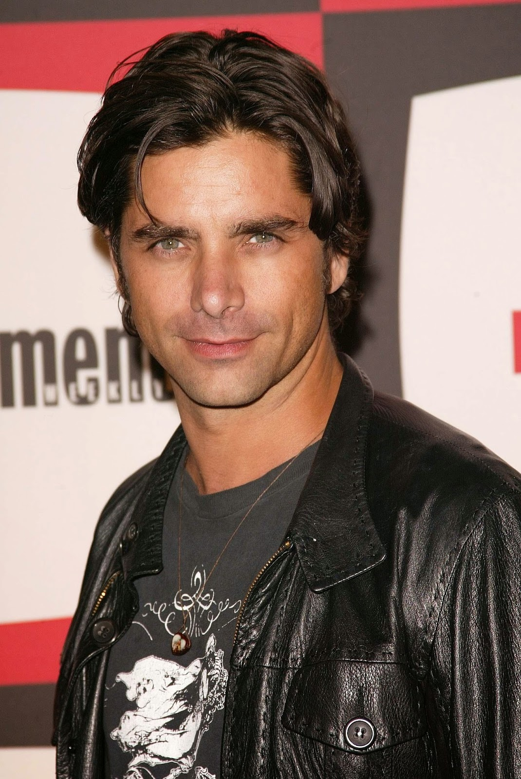 American Musician John Stamos New hair Style
