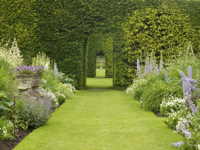 34 fotos de jardines hermosos for Fotos de jardines