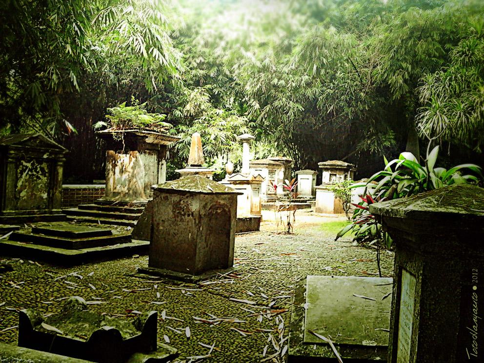 Makam Belanda kuno