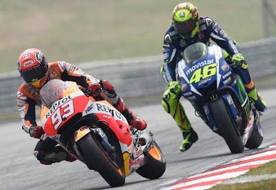 Honda Salahkan Rossi, Kini Giliran Yamaha Serang Honda