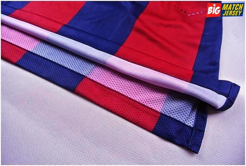 Bahan Baju Belakang Jersey Player Issue