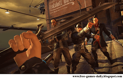 dishonored game review