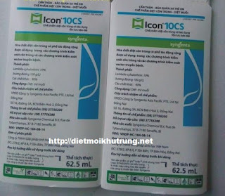 Thuoc diet con trung Icon 10CS