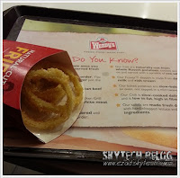 Wendy's Onion Rings