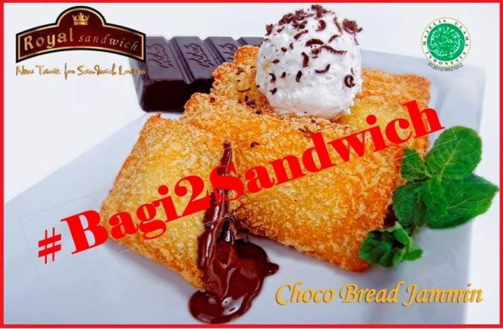 Kuis Berhadiah 8 Paket Choco BreadJammin