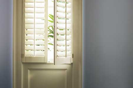 Interior Shutters Are Available In Wood Or Vinyl. Experts Say That Vinyl Is  Better For Those Who Want A Painted Look While Wood Is Best For Customers  Who ...