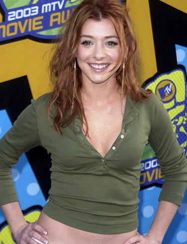 Hot Images of Alyson Hannigan. For her role, she won the 2010 Audience Award ...