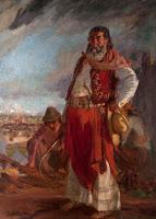 Don Juan Sandoval (por C. Bernaldo de Quirós, 1926)