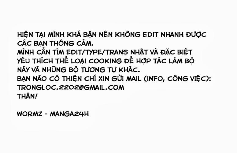 TruyenHay.Com - Ảnh 21 - SIÊU ĐẦU BẾP TÝ HON - MISTER AJIKKO Chap 22