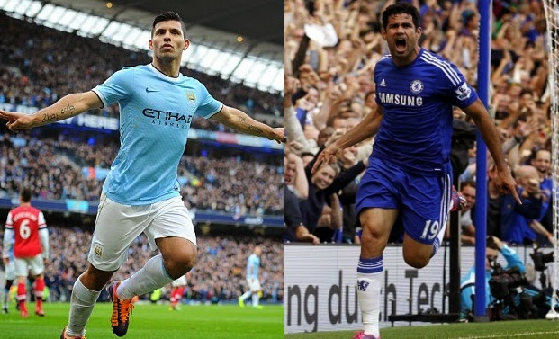 Sergio Aguero vs Diego Costa, Who is better?