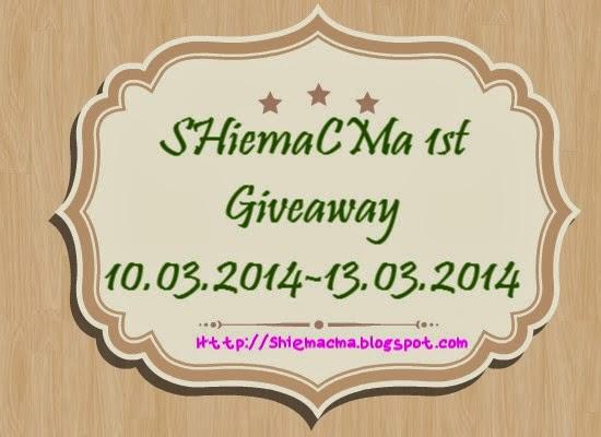 http://shiemacma.blogspot.com/2014/03/shiemacma-1st-giveaway-2014.html#comment-form