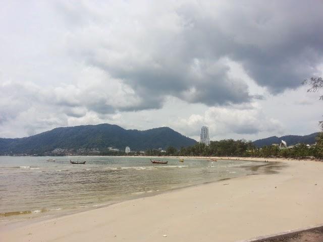 View of Patong Beach - Phuket