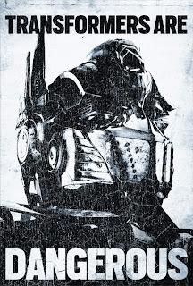 Easter Egg Transformers Dinobots poster