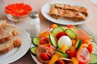 como desayunar sano y rico