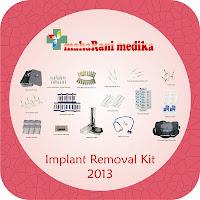 cv. maharani medika implant removal kit 2013 produk dan bkkbn 2013