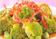 Resep masakan indonesia tumis brokoli spesial (istimewa) praktis mudah sedap, gurih, enak, nikmat lezat