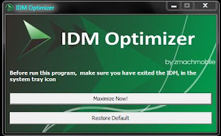 mastereon Download Internet Download Manager Optimizer gratis