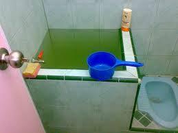 Hukum Berwudhu Dengan Air Dari Bak Mandi Yang Terkena Sabun