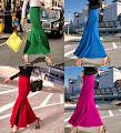 Fishtail Long Skirt