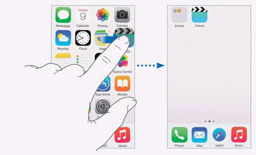 Hướng dẫn sử dụng iPhone 6 và 6 Plus cơ bản 2