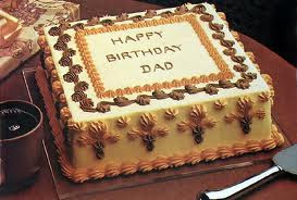 Picture For Fathers Birthday Cakes