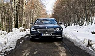 2016 BMW 730d xDrive Test Drive