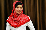Shawl Roses Polkadot Version - RM 60.00 only..