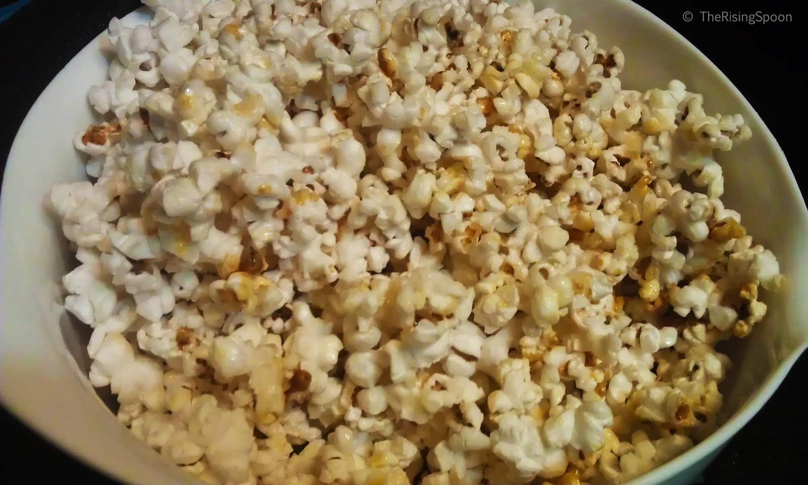 to continue to eat bagged popcorn, at least don't buy the kettle corn ...