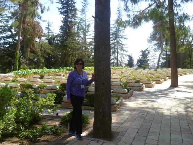 Herzl Cemetary