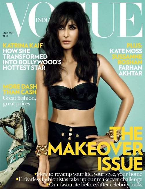 Katrina Kaif – Vogue India May 2011
