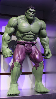 Hasbro 2013 Toy Fair Display Pictures - Titan Heroes - The Hulk