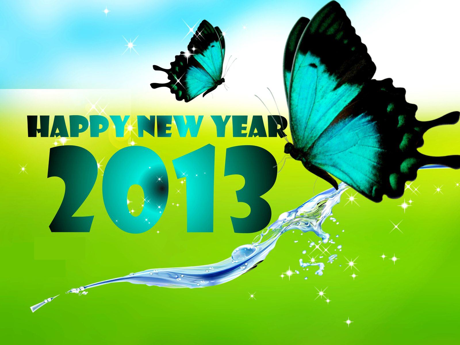 wallpaper brand new year hd wallpapers 2013
