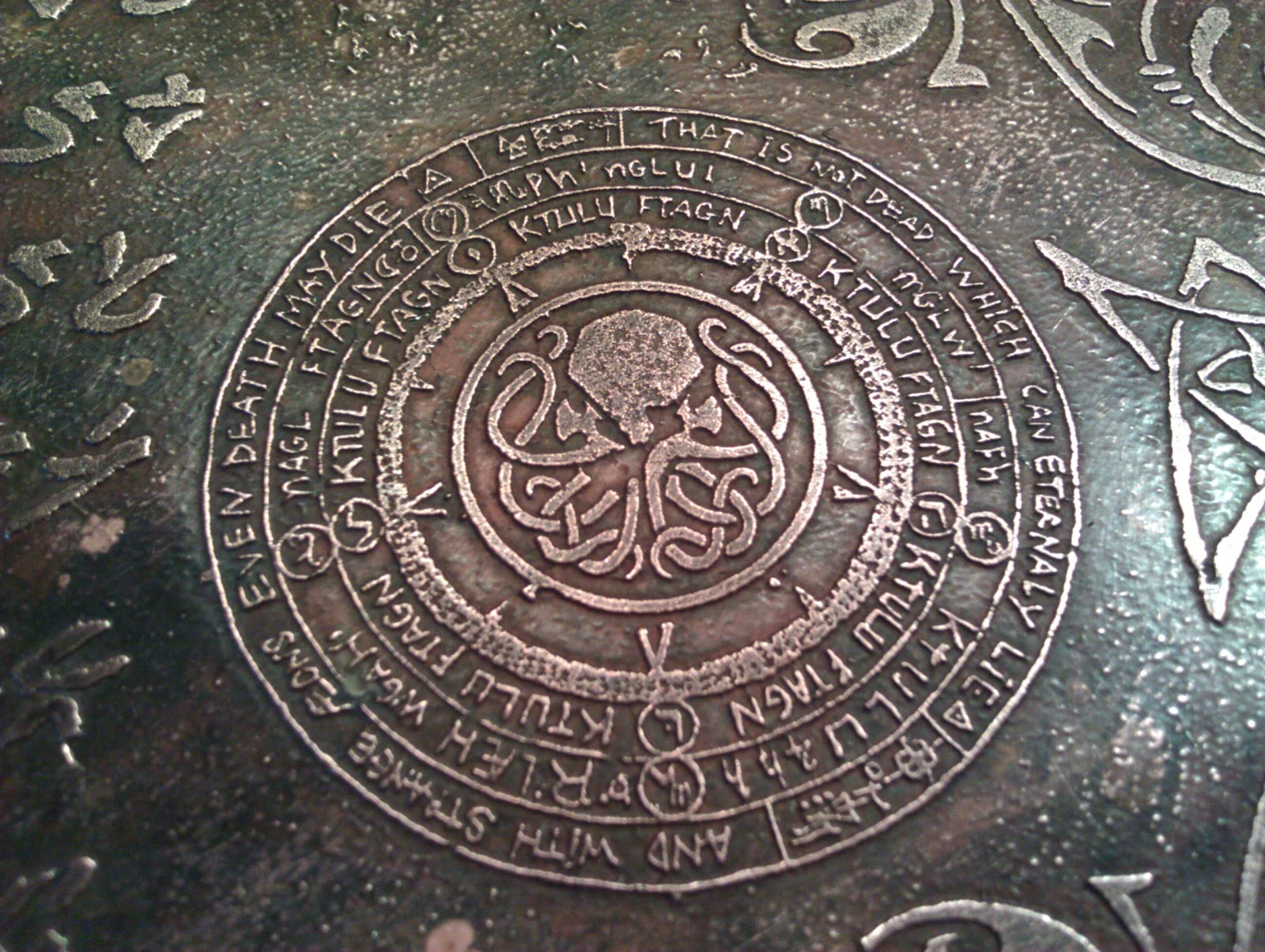 Propnomicon The Mythos Seal