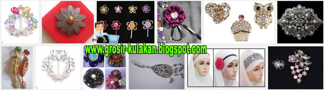 Grosir Aksesoris Jilbab
