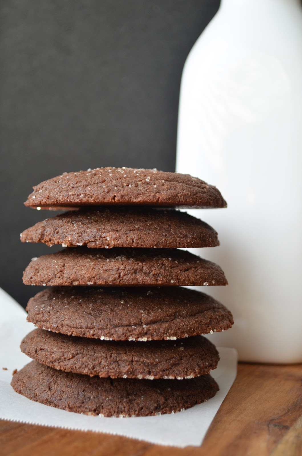 Gluten Free Peanut Butter Filled Chocolate Cookies