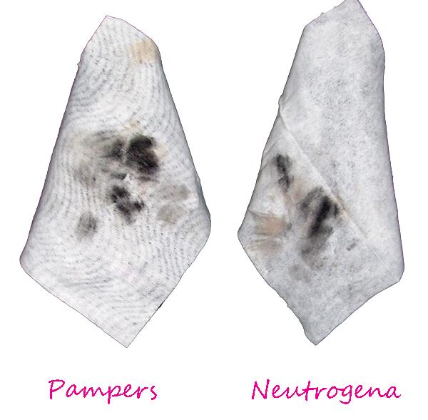Dupe for Neutrogena Facial Wipes
