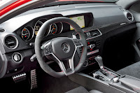 2011 Mercedes C63 AMG Black Series Coupé (C 204) - Interior Steering Wheel