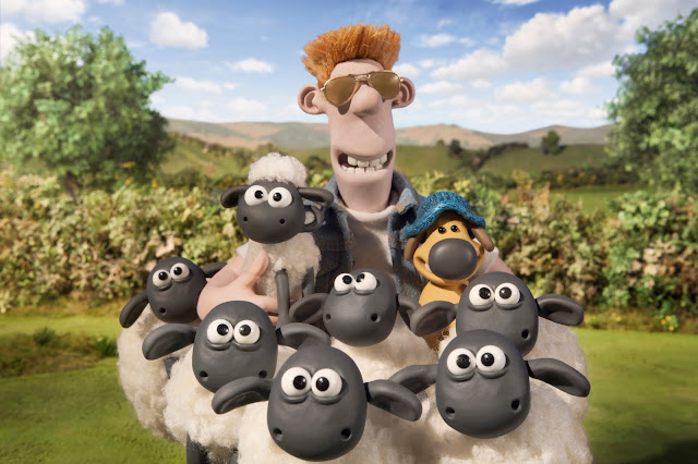 Shaun the Sheep characters