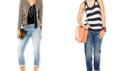 Trik Padanan Jeans Agar Tidak Membosankan