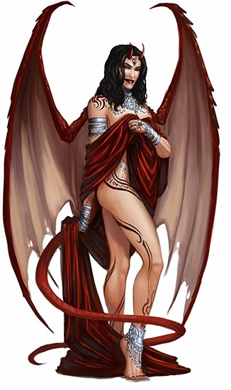 Succubus W/Dragon Photo by stevesheart1 | Photobucket