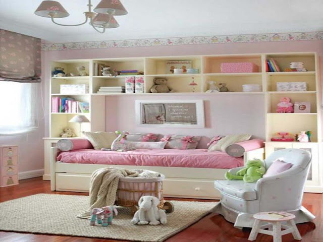 Pink And Brown Bedroom Decorating Ideas - The Interior Designs