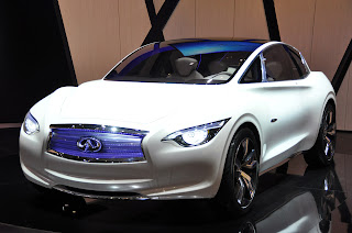 Infiniti gunning for 100,000 European sales by 2016