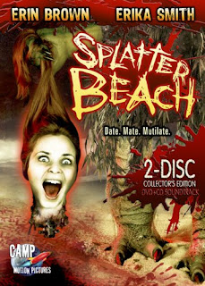 Splatter Beach Cover