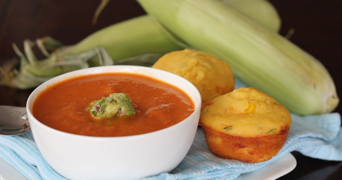 Deepa's Doodles: Roasted Tomato Chipotle Soup and Jalapeno ...