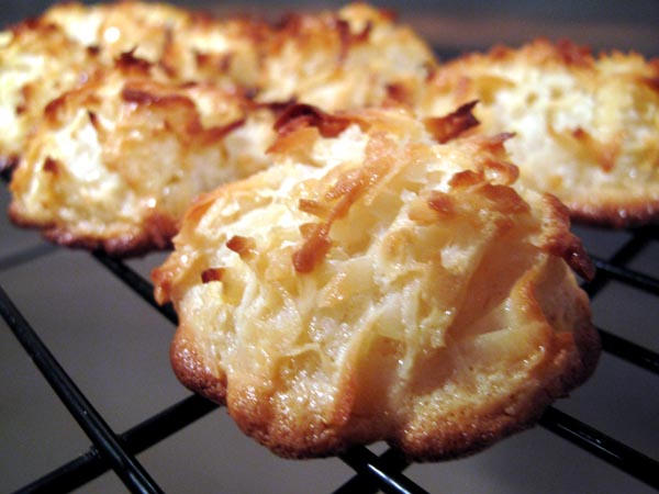 Coconut Macaroons Recipe - Kusina Master Recipes