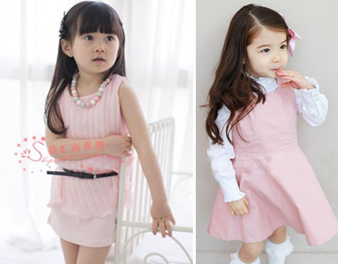 baju anak perempuan import korea